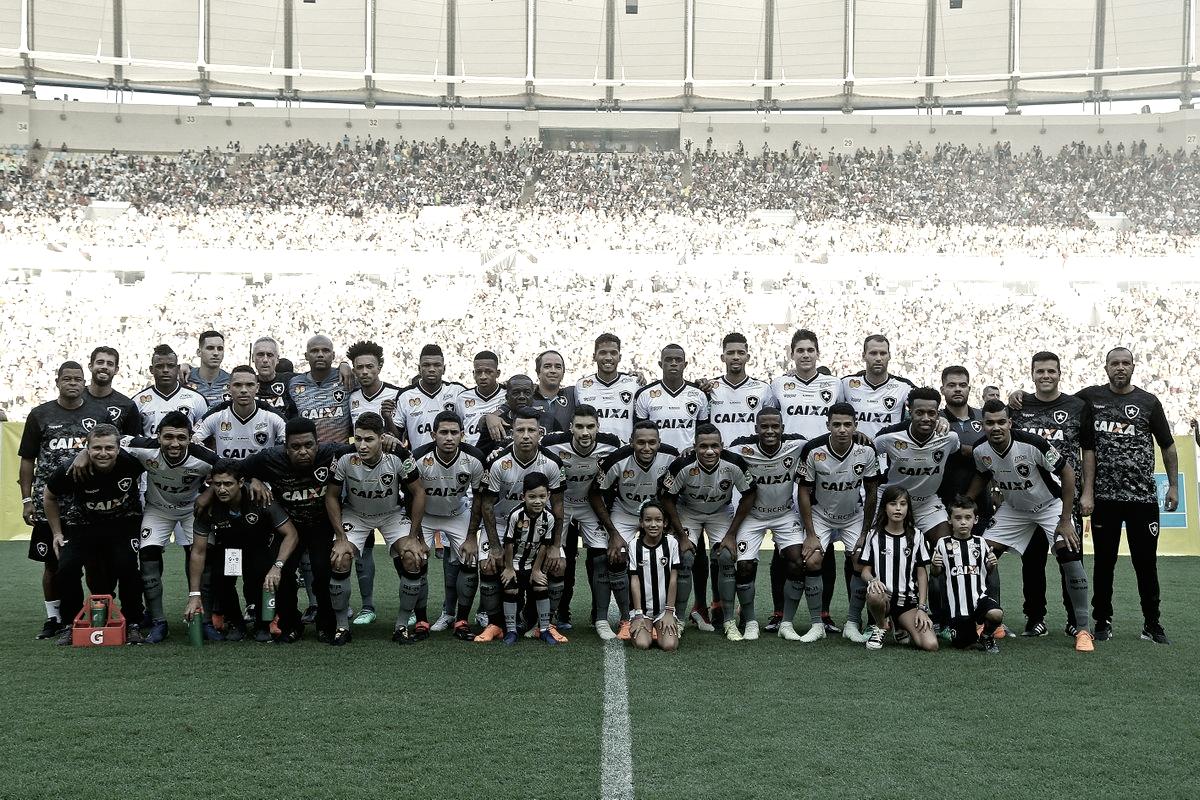Análise: Em jogo disputado no meio campo, Botafogo se sagra campeão carioca
