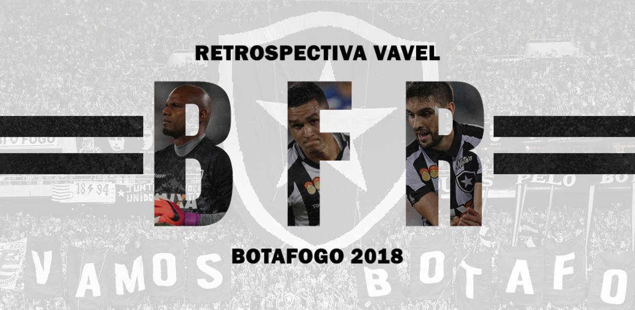 Retrospectiva VAVEL: título carioca, frustrações e arrancada salvadora: o 2018 do Botafogo