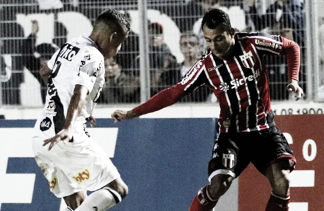 Em duelo paulista, Ponte Preta e Botafogo ficam no empate em Campinas
