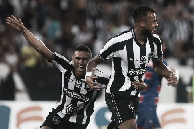 Gol e melhores momentos Fortaleza 1x0 Botafogo pelo Campeonato Brasileiro 2019