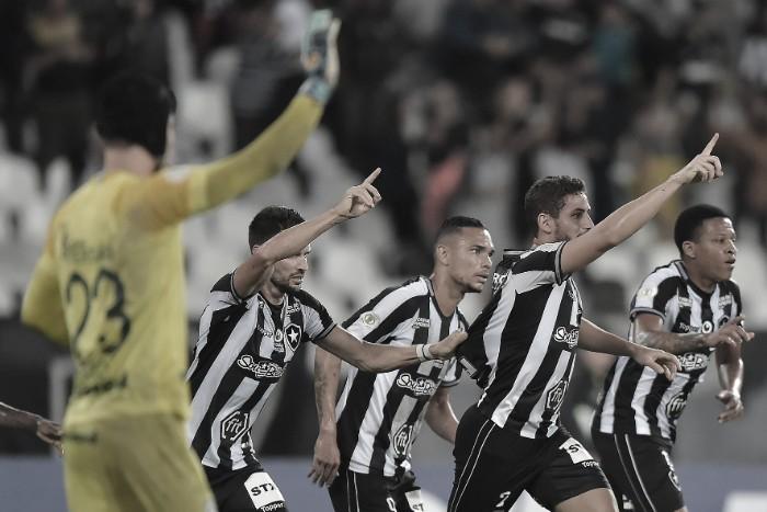 Botafogo vence em casa e quebra boa sequência do Goiás no segundo turno