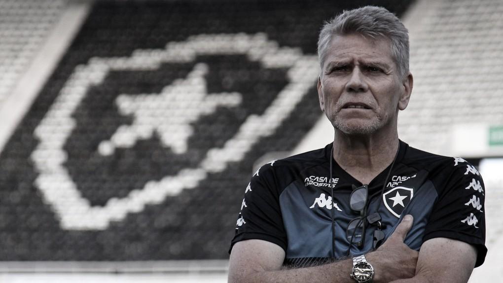 Treinador do Botafogo, Paulo Autuori é punido por 15 dias pelo TJD após criticar Ferj