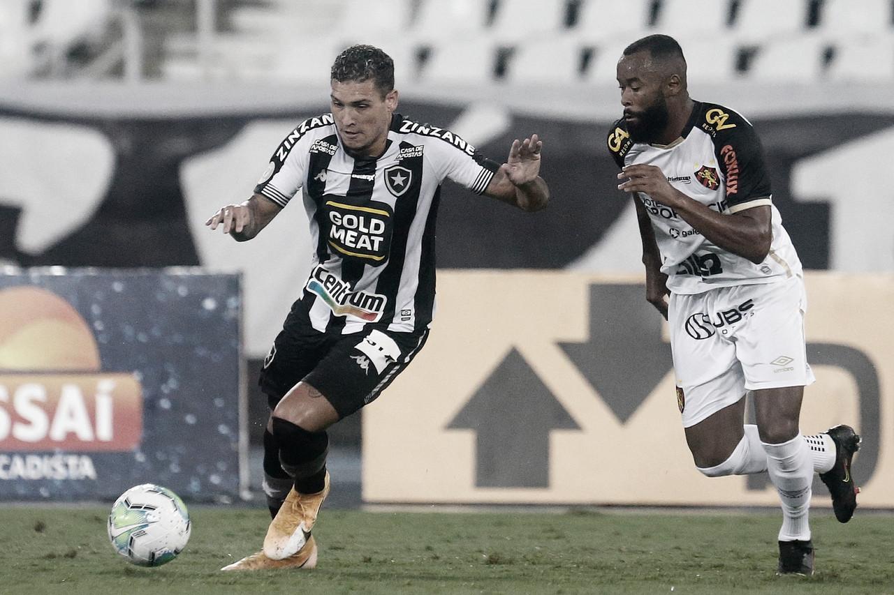 Botafogo perde para o Sport e confirma terceiro rebaixamento à Série B