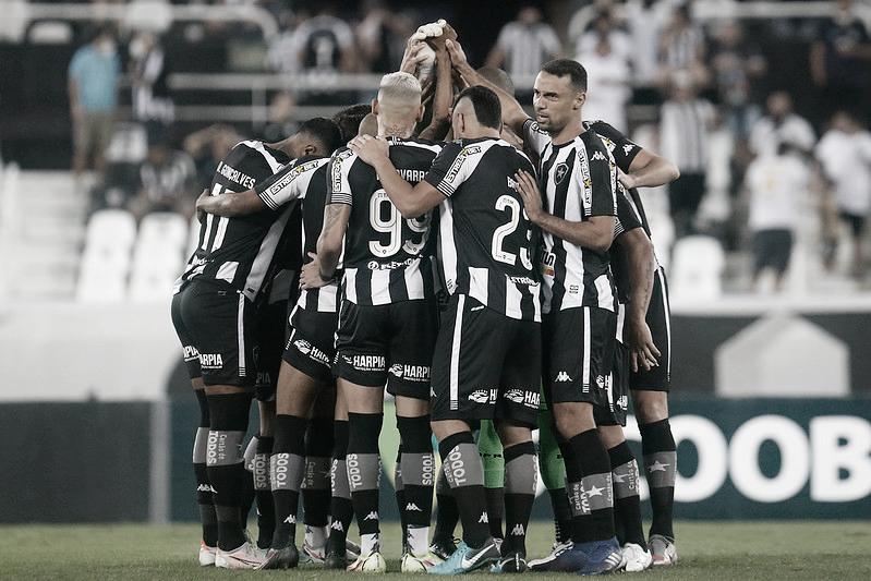 Botafogo tem 86% de chances de retornar à Série A