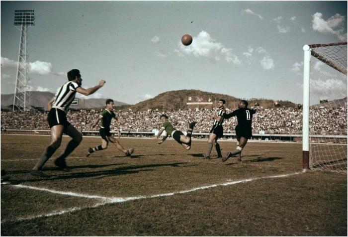 Botafogo, un ilustre visitante 'carioca'