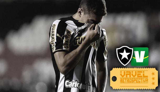 Botafogo 2014: Da euforia à tristeza profunda