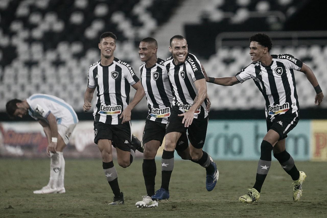 Gols e Melhores momentos de Botafogo x Macaé pelo Campeonato Carioca (4-0)