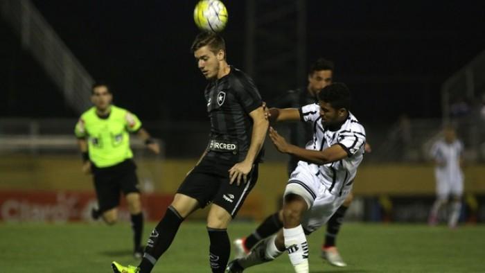 Resultado Botafogo 1x0 Bragantino na Copa do Brasil 2016
