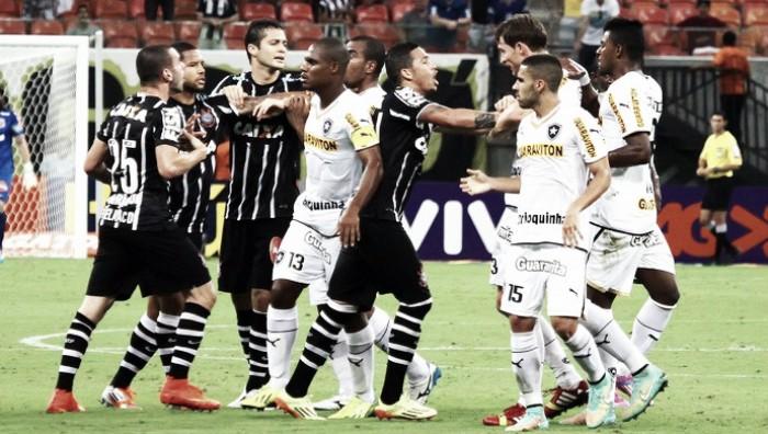 Em dia de homenagens a Tite, Corinthians enfrenta Botafogo pelo Campeonato Brasileiro