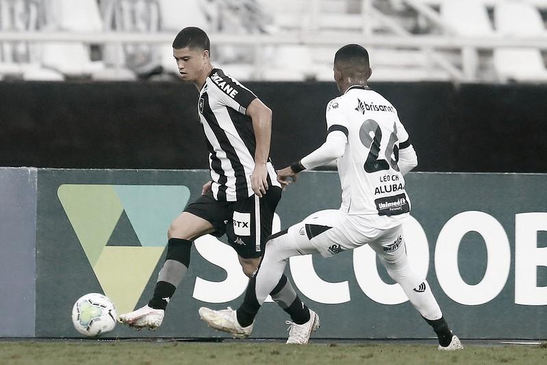 Melhor do Nordeste, Ceará se despede do Brasileirão contra o lanterna Botafogo