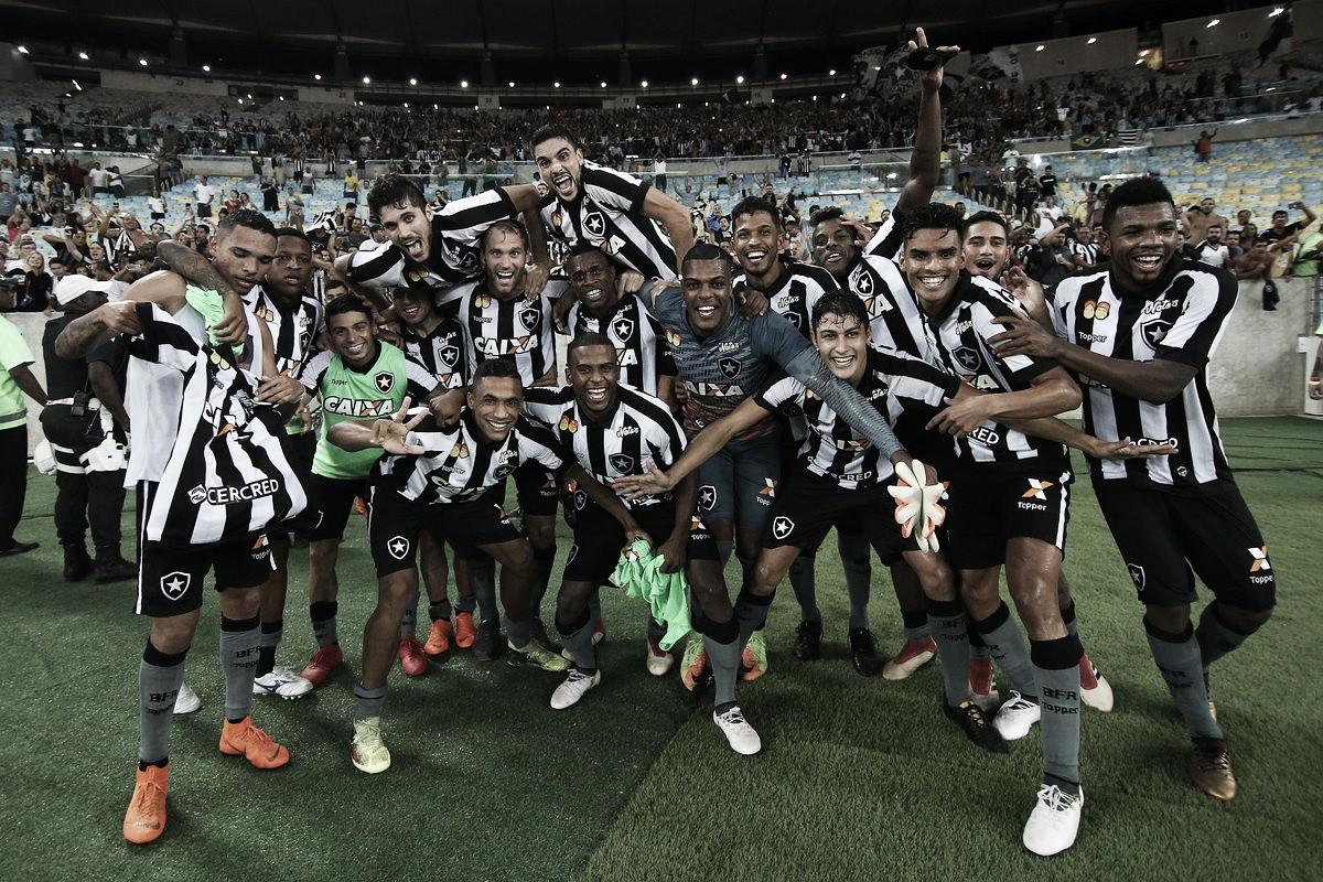 Presença marcante: Botafogo chega à sua décima final nas últimas 13 edições do Carioca