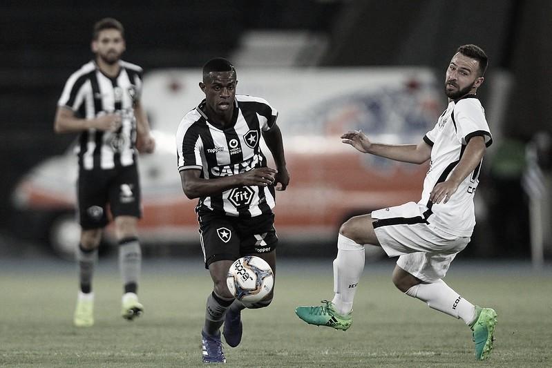 Visando segunda vitória seguida, Botafogo recebe Resende
