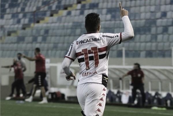 Botafogo-SP vence Oeste e sai do Z-4 da Série B