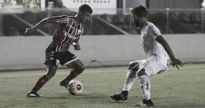 Com time misto, Santos recebe Botafogo-SP na reestreia de Argel Fuchs