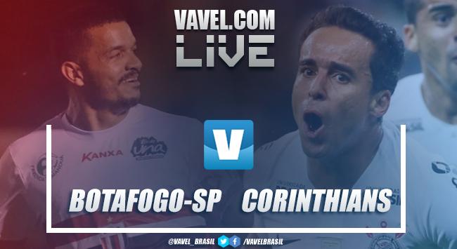 Resultado e gol Botafogo e Corinthians pelo Campeonato Paulista 2019