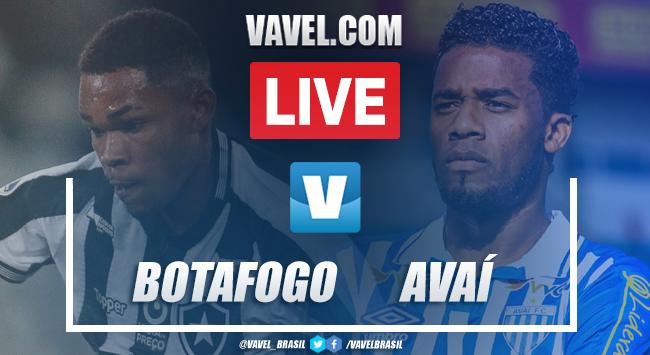 Gols e melhores momentos Botafogo 2x0 Avaí pelo Campeonato Brasileiro 2019