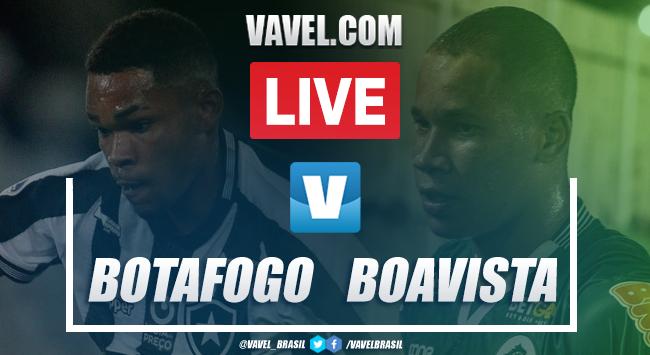 Gols e melhores momentos Botafogo 2x1 Boavista pelo Campeonato Carioca 2020