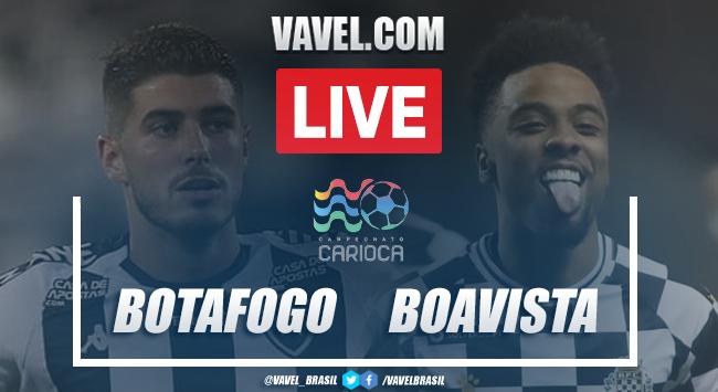 Melhores momentos de Botafogo 0 x 0 Boavista pelo Campeonato Carioca
