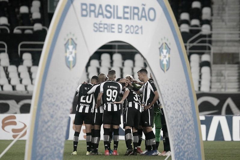 Gol e melhores momentos Botafogo x Brasil de Pelotas pela Série B do Campeonato Brasileiro 2021 (1-0)