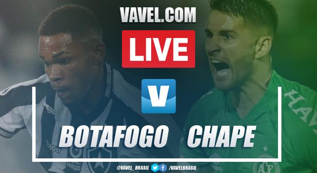 Assistir jogo Botafogo x Chapecoense AO VIVO online pelo Campeonato Brasileiro 2019