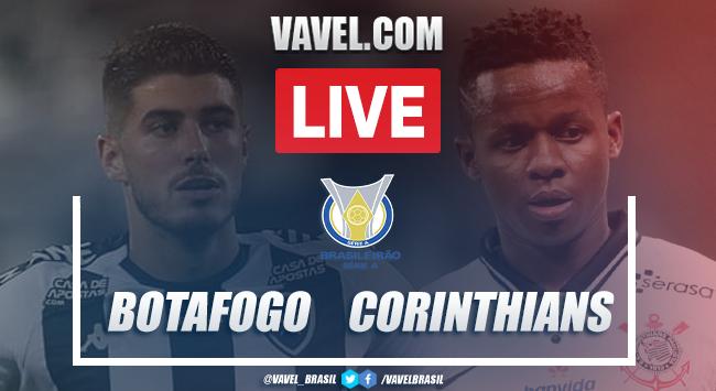 Gols e melhores momentos de Botafogo 0 x 2 Corinthians pelo Campeonato Brasileiro 2020
