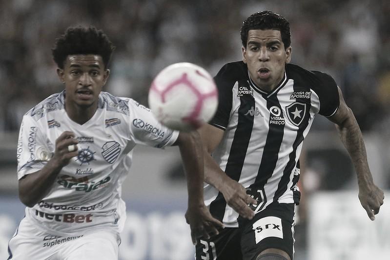 Botafogo e CSA se enfrentam em busca de ascensão na Série B