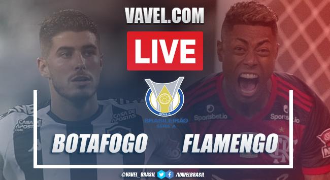Gols e melhores momentos de Botafogo 0x1 Flamengo pelo Campeonato Brasileiro