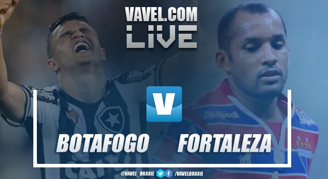 Gols e melhores momentos Botafogo 1x0 Fortaleza pelo Campeonato Brasileiro