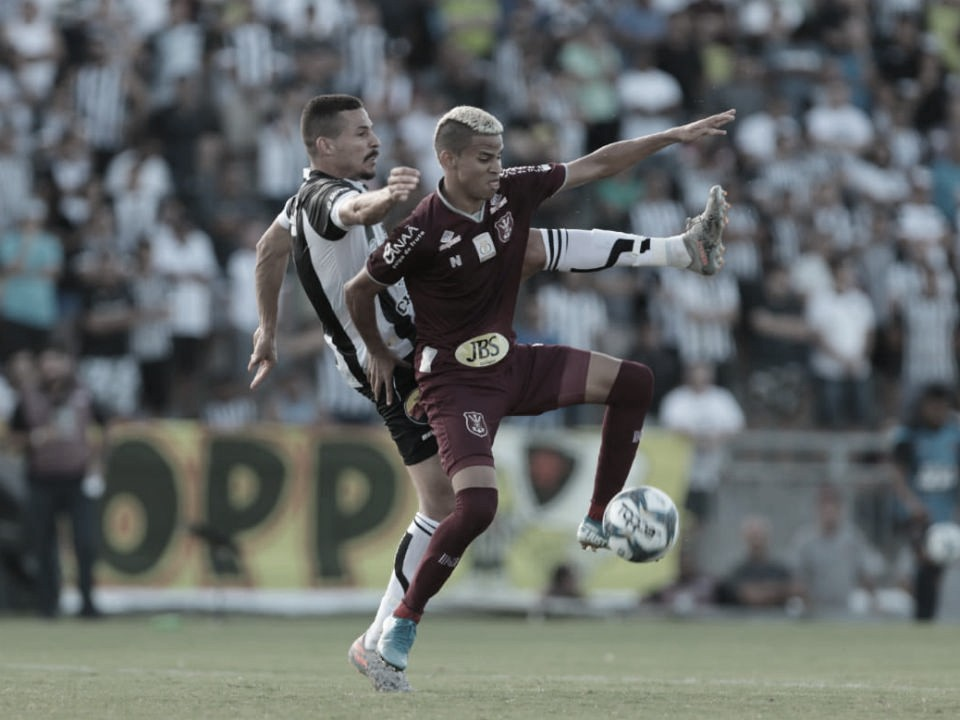 Na estreia de Leonardo Moura, Botafogo-PB vence Náutico e cola na liderança do Grupo A