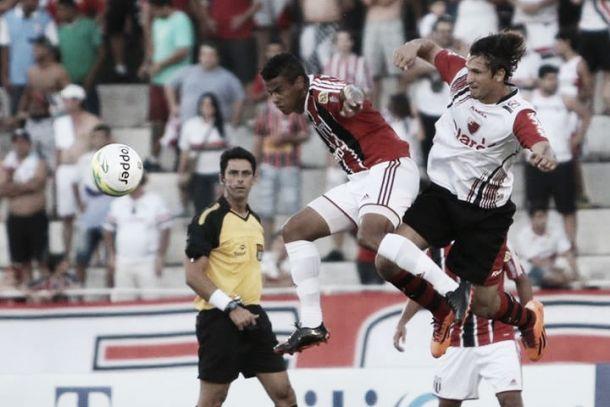 Botafogo-SP se acerta no segundo tempo, vence e complica o Oeste pelo Paulistão