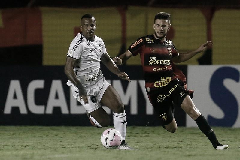 Briga contra o rebaixamento: Botafogo e Sport se enfrentam no Rio