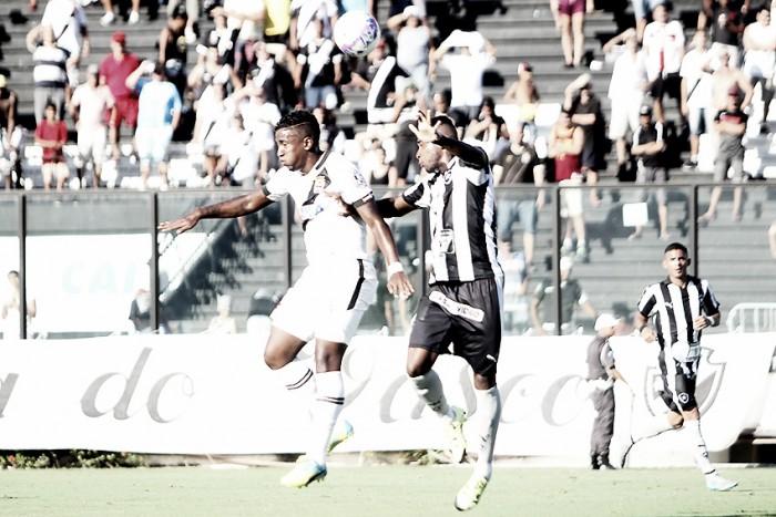 Botafogo e Vasco medem forças na primeira partida da final do Campeonato Carioca