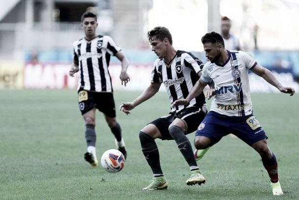 Pré-jogo: Botafogo enfrenta Bahia para continuar tranquilo na liderança da Série B