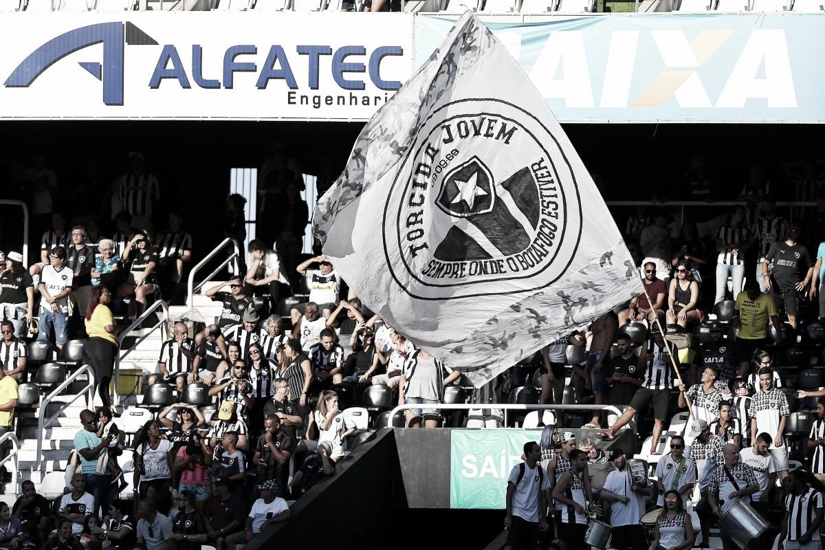 Com ingressos a partir de cinco reais, Botafogo inicia venda para partida da Copa Sul-Americana