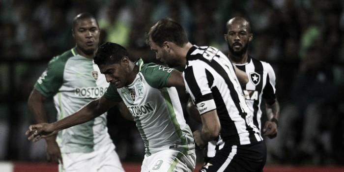 El 'Fogão' eliminó al actual campeón de la Copa Libertadores