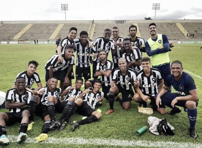 Botafogo sofre contra o Desportivo Brasil e é eliminado nas oitavas de final da Copinha