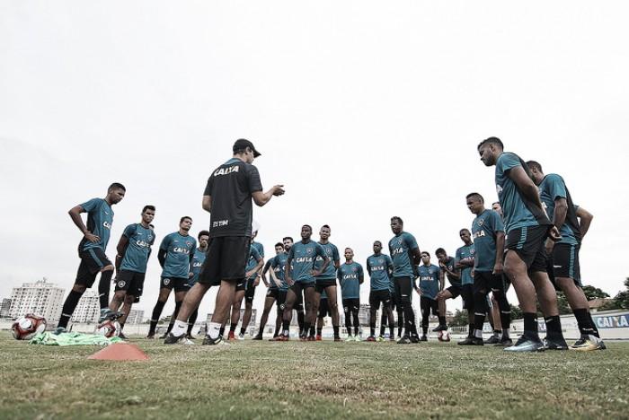 Análise: Botafogo busca voltar a ser uma equipe que propõe jogo após anos