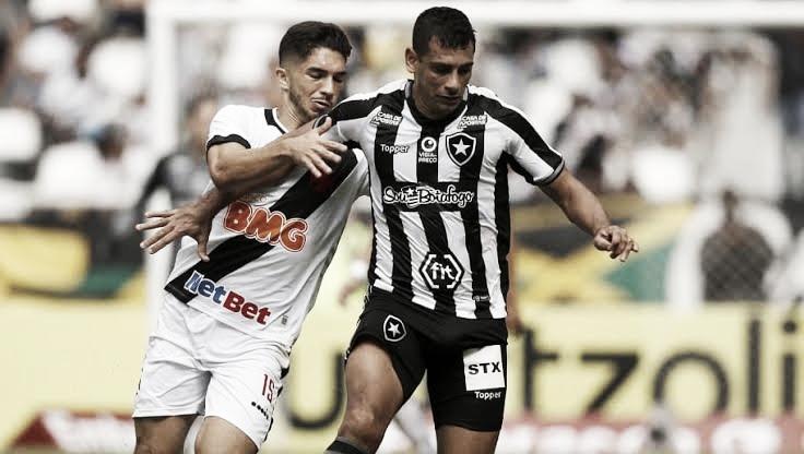Dia de clássico! Vasco e Botafogo se enfrentam para se afastarem da zona de rebaixamento