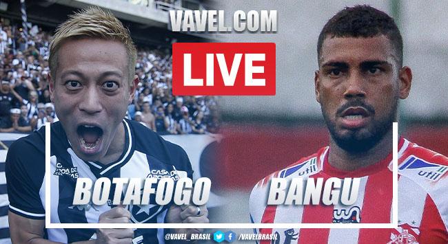 Gols e melhores momentos Botafogo 1x1 Bangu pelo Campeonato Carioca 2020