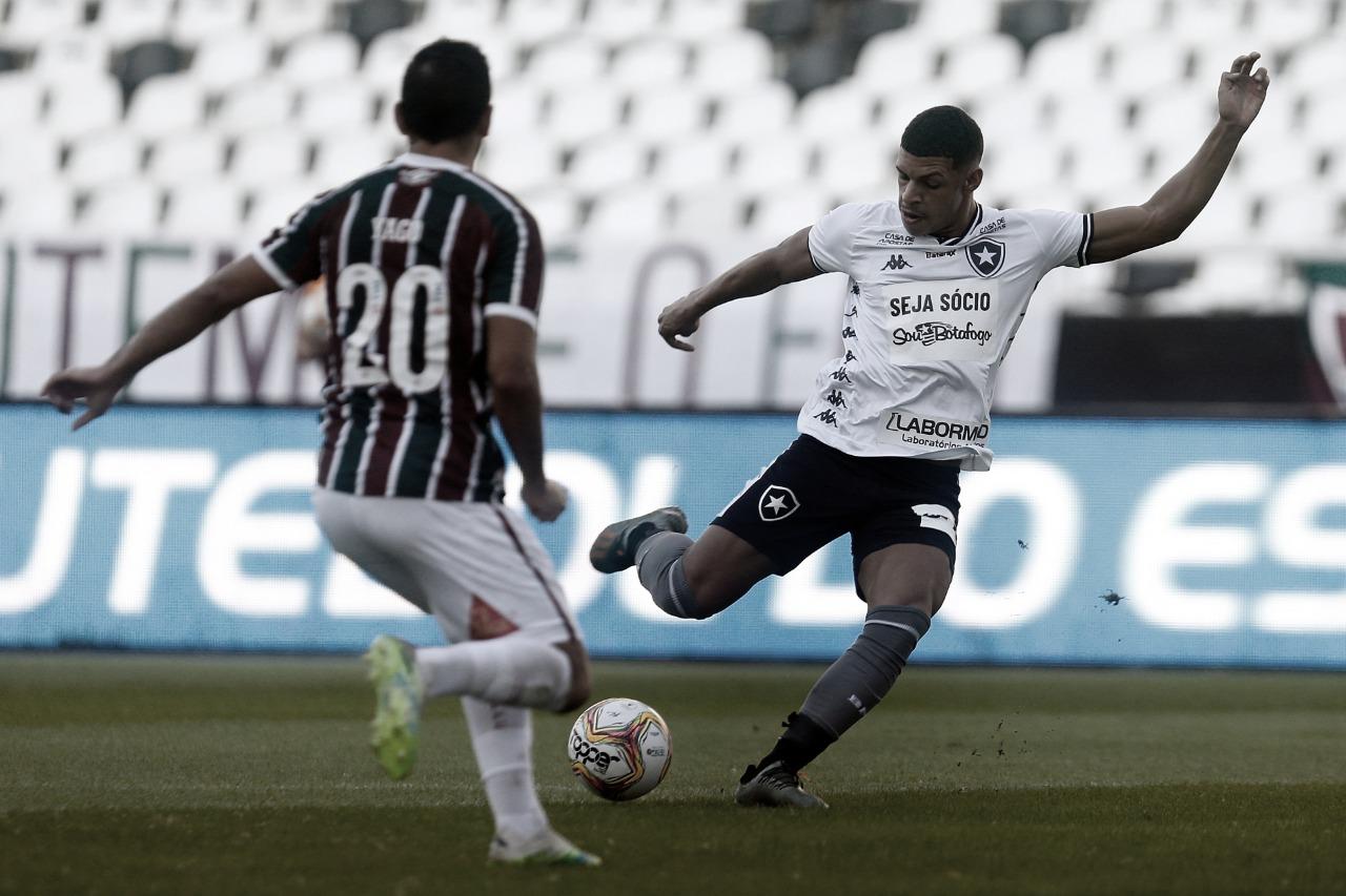 Botafogo e Fluminense se enfrentam em amistosos antes do Brasileirão