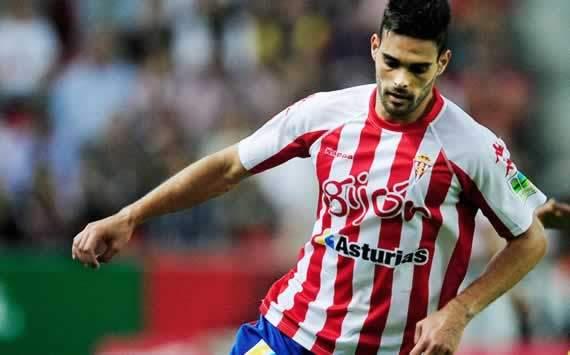 Alberto Botía, nuevo jugador del Sevilla