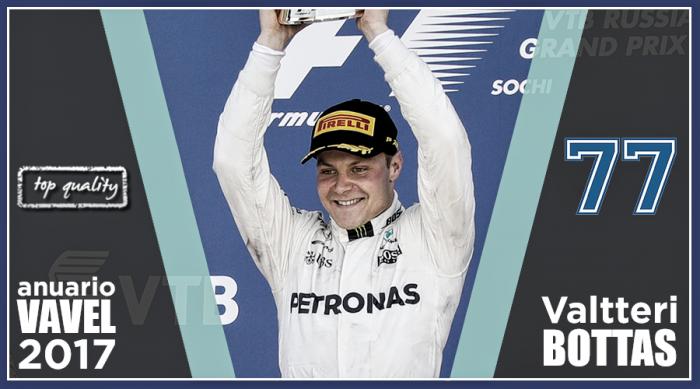 Anuario VAVEL F1 2017: Valtteri Bottas, el hombre tranquilo