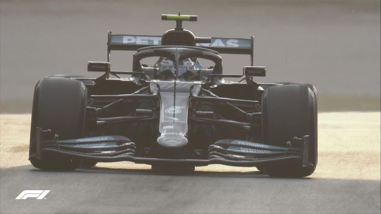 Bottas se hace con la primera posición para la carrera al Sprint en Monza
