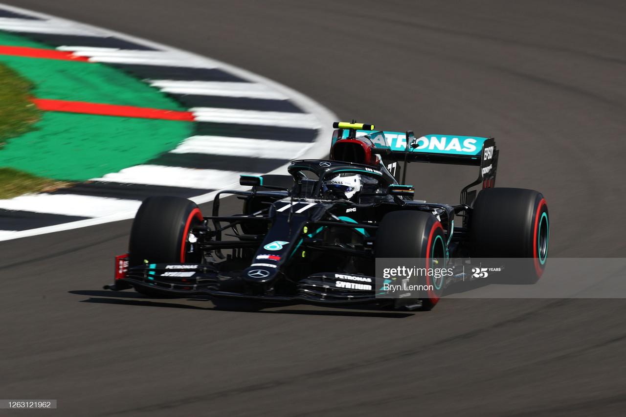 Valtteri Bottas tops FP3 to get slight edge heading into qualifying