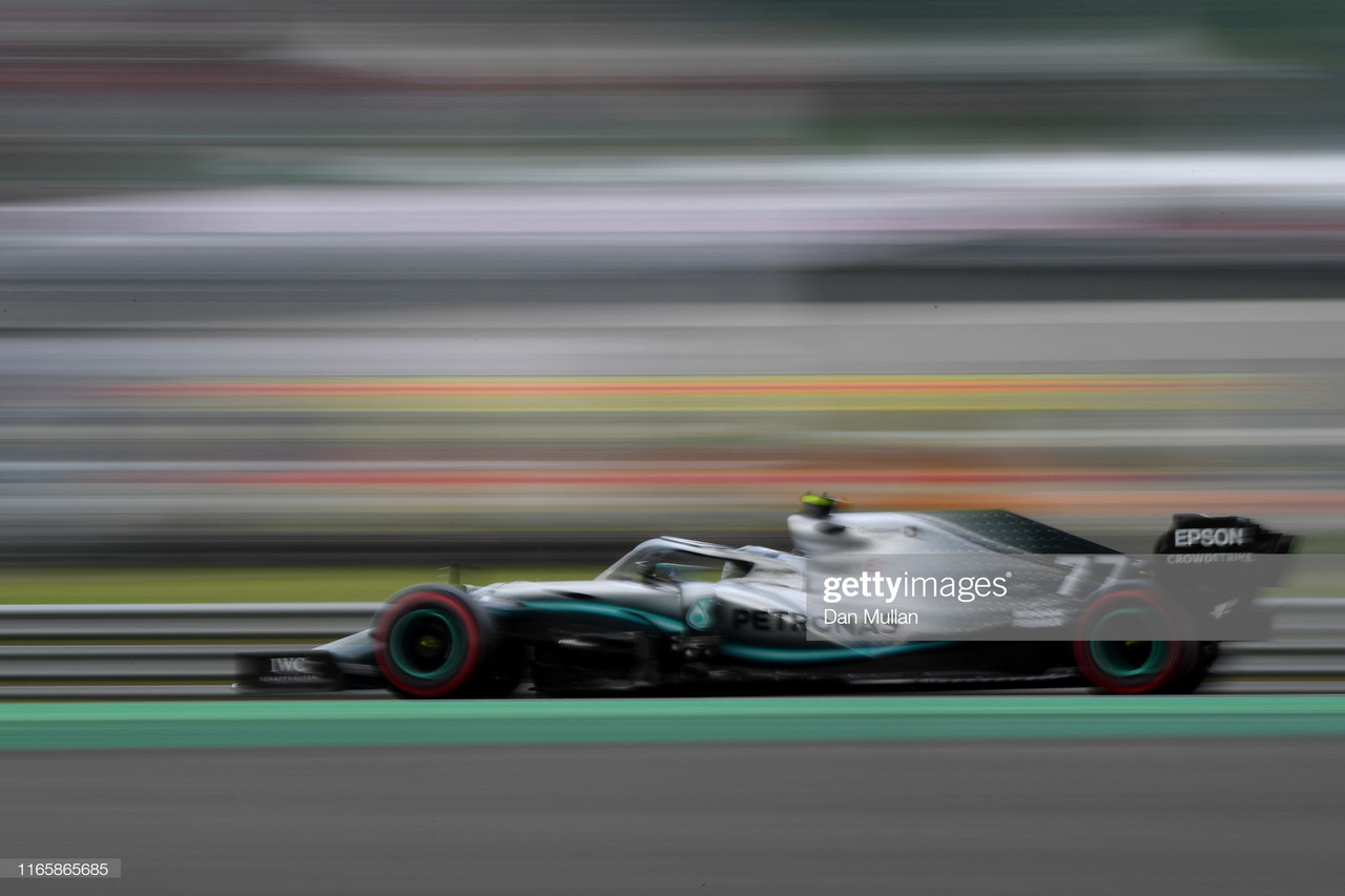 Hamilton fastest in close-run FP3