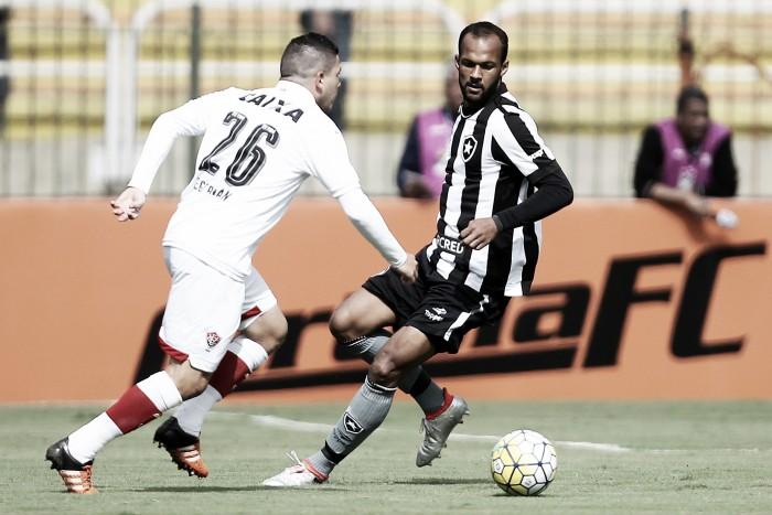 Embalados por resultados positivos, Botafogo e Vitória travam duelo no Brasileirão