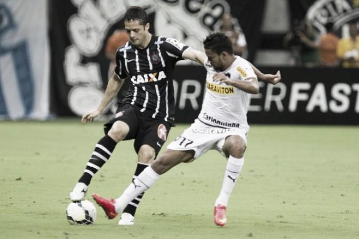 Em confronto direto, Botafogo e Corinthians ainda buscam classificação para Libertadores