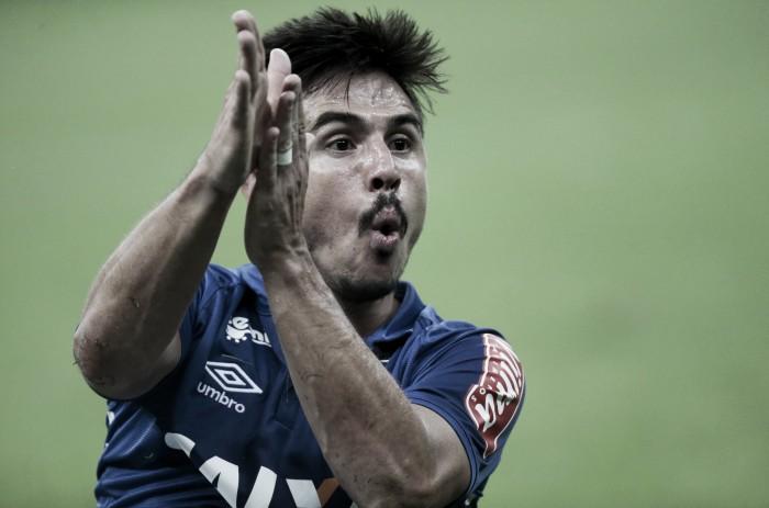 """Willian visa arrancada do Cruzeiro no Campeonato Brasileiro: """"Esse é o momento"""""""