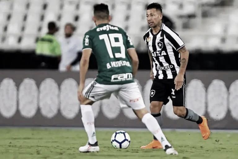 Ação do Botafogo avança e presidente do STJD ordena que CBF não valide vitória do Palmeiras