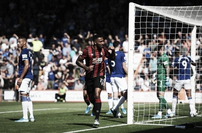 Em casa, Bournemouth vence Everton e se afasta da zona do rebaixamento